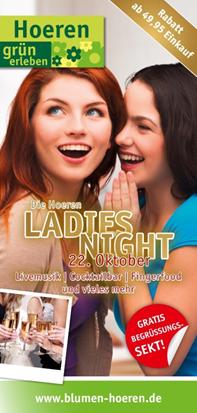 Hoeren Ladys Night Concilio